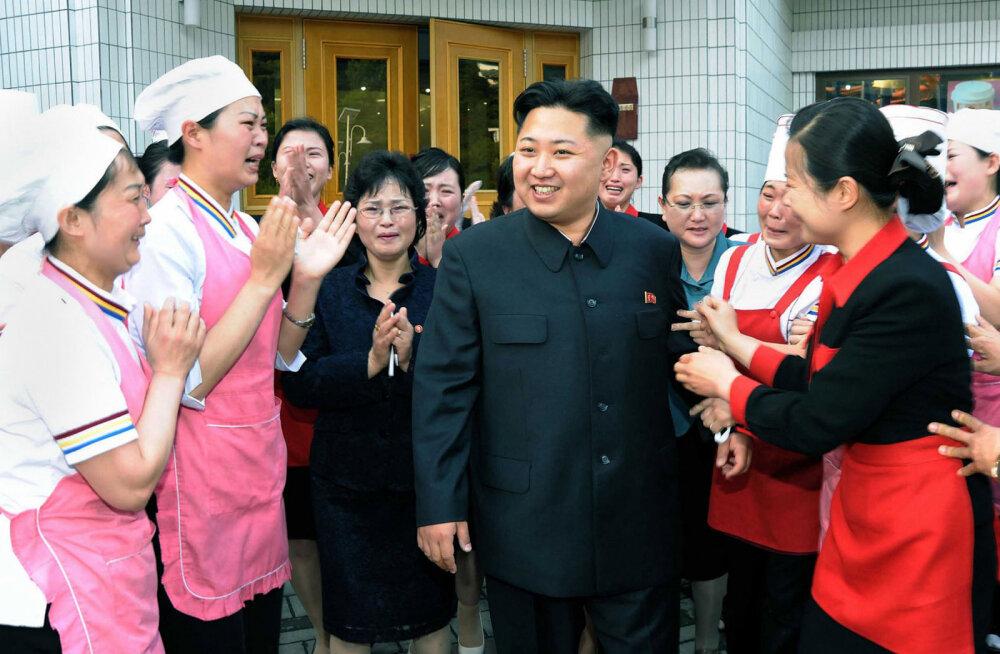 """Корейское счастье. """"Они ничего не знают о внешнем мире"""""""