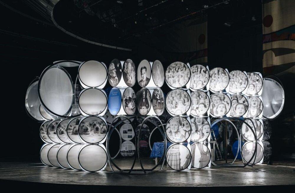 Okupatsioonide muuseumi loodud Eesti suurim rändnäitus sõidab EV100 kingitusena Põhja-Ameerikasse