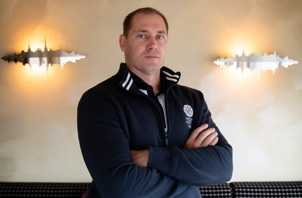Olümpiavõitja Gerd Kanter