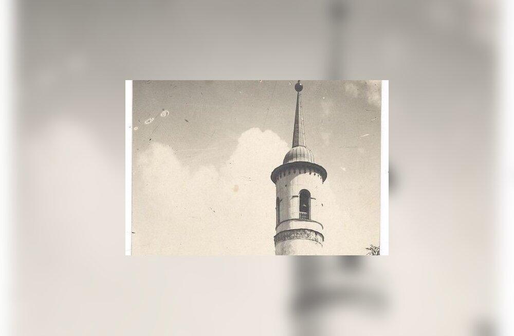 Jaak Juskega kadunud Eestit avastamas: Narva vanima kiriku hävingu lugu