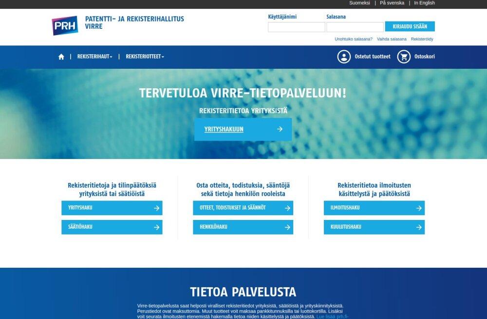 Soomes läheb firmadel karmiks: aastaaruandega viivitajad visatakse registrist välja
