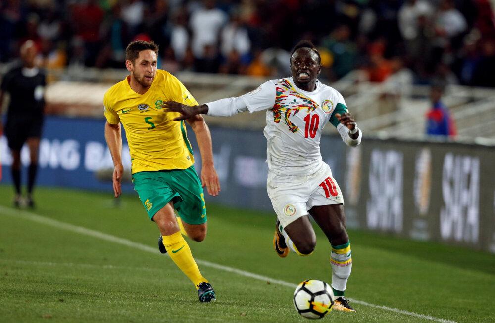 Aafrikas selgus skandaalse mängu kordusetenduses kolmas MM-finaalturniirile pääseja: Klavani klubikaaslane sõidab Venemaale