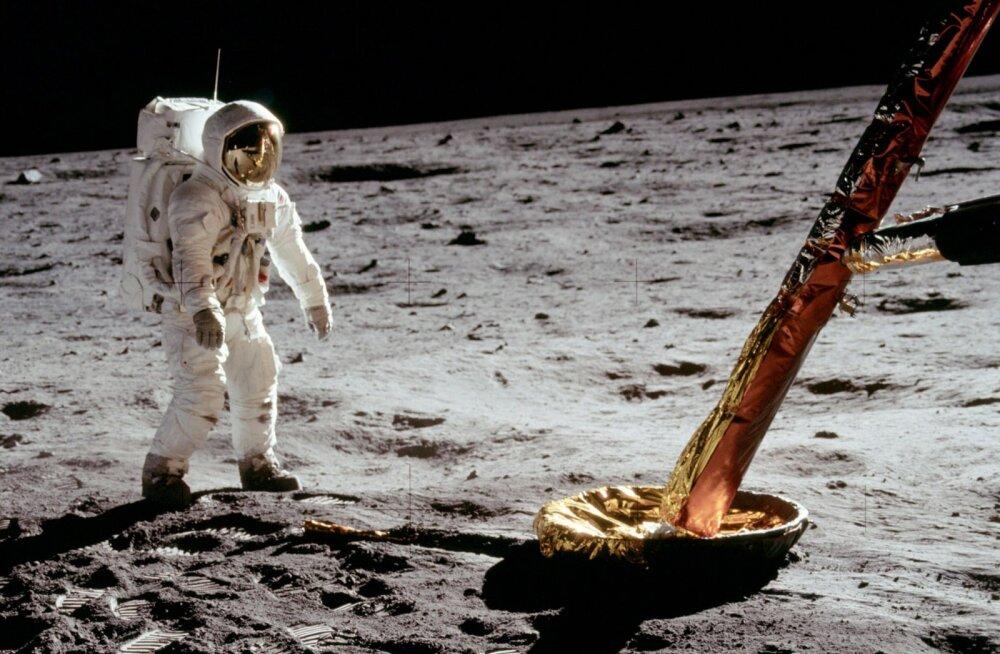 """Värske dokumentaali """"Apollo 11"""" ainetel: kummutame vandenõulaste viis suurimat väidet"""