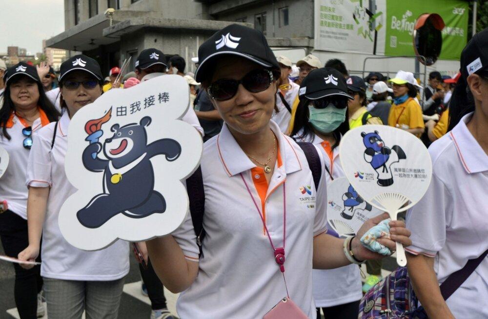 Universiaadil peavad kõlama nii Taipei kui Taiwan