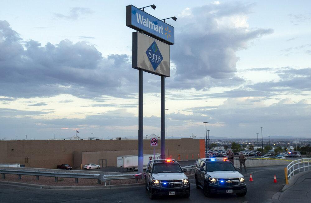 Число жертв стрельбы в торговом центре в Техасе выросло до 20, стрелок задержан