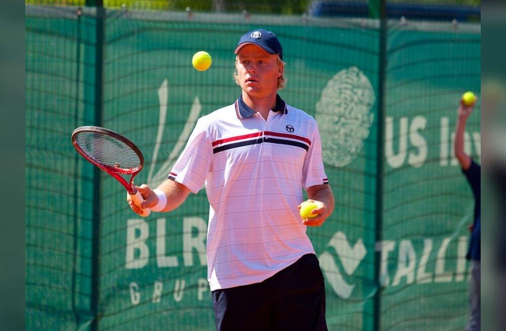 Jürgen Zopp tõusis ATP edetabelis rekordkõrgele