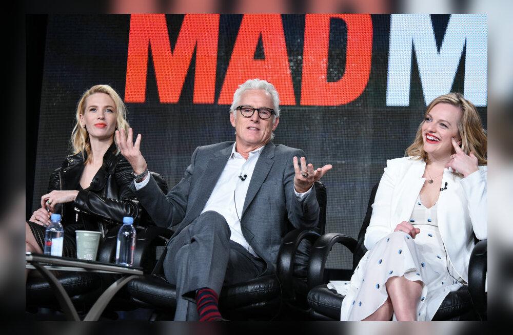"""Selge! """"Mad men"""" viimased osad alustavad 5. aprillil!"""
