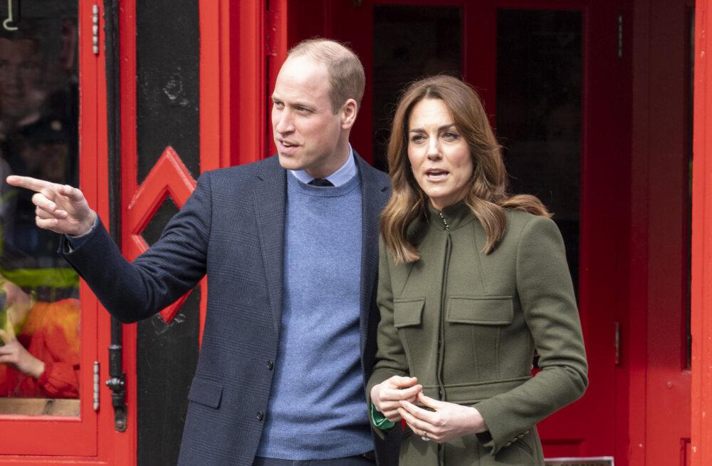Cambridge`i hertsoginna avalikustas staari, kellega tal elus kõige rohkem on meeldinud kohtuda: George on teda eriti palju vaatama hakanud