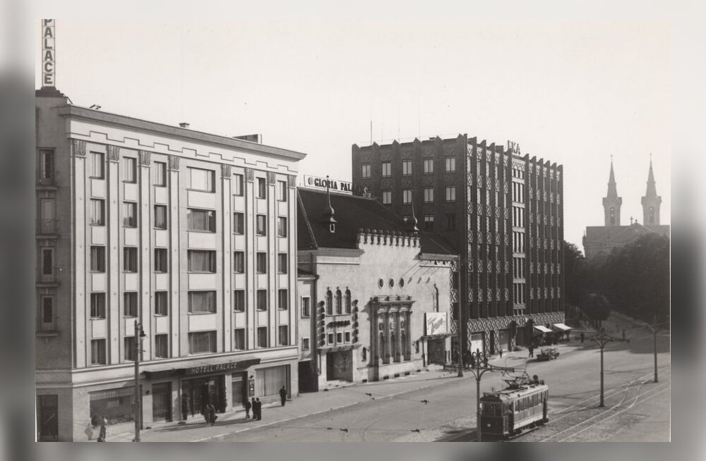 Hotell Palace teeb läbi totaalse muutuse