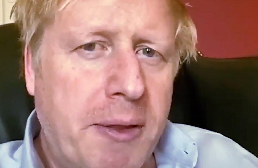Johnson kirjutati haiglast välja: tööle ta aga veel nii pea ei naase