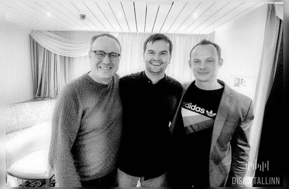 Sel reedel toimub suurejooneline Disco Tallinn ja filmifestivali PÖFF avapidu