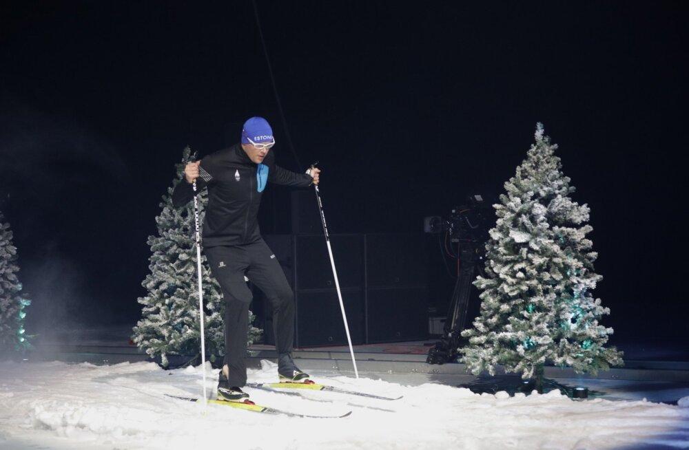AMETLIK KINNITUS | Ujuja Kardo Ploomipuu teeb Eesti spordiajalugu ja võistleb PyeongChangi paraolümpial suusatamises