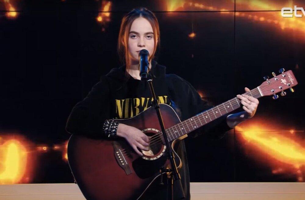 """ВИДЕО ETV+: Победительница шоу """"BRAVO!"""" Алика Милова"""