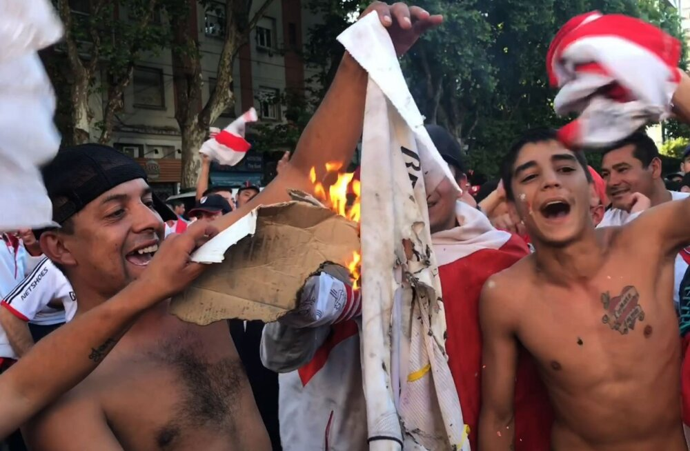 VIDEO | Copa Libertadorese finaal lükati taaskord edasi