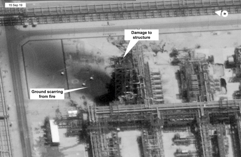 Iraan: süüdistused Saudi Araabia naftatehaste ründamises on alusetud