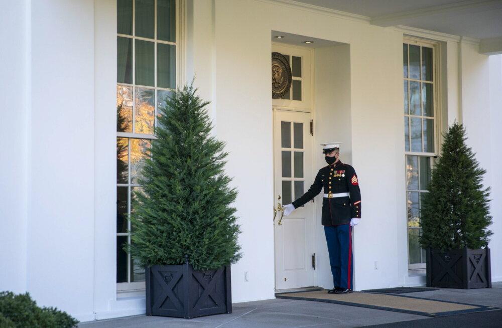 CNN: Trumpi administratsiooni praegused ja endised ametnikud võtavad vaikselt Bideni meeskonnaga ühendust