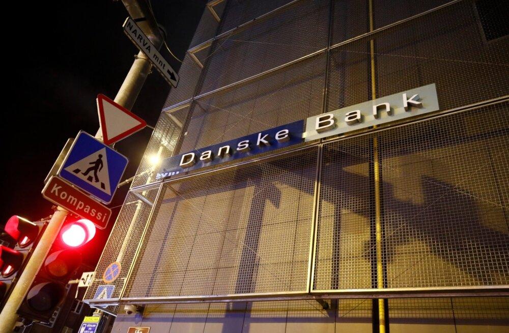 Danske panga siltide eemaldamine