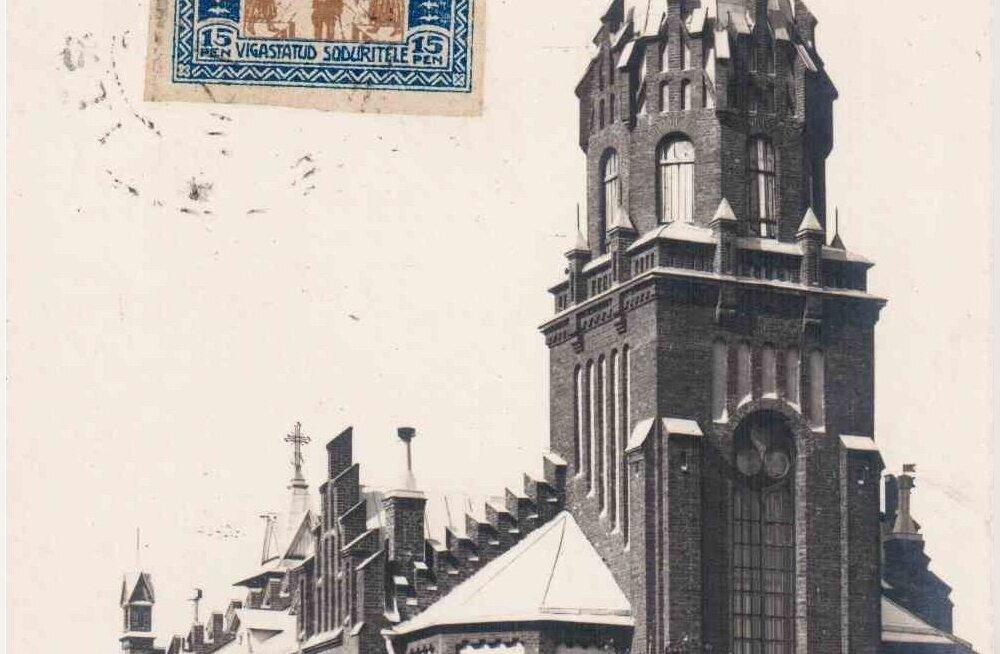Jaak Juskega kadunud Eestit avastamas: kuidas Moskva olümpiamängud hävitasid Narva katoliku kiriku