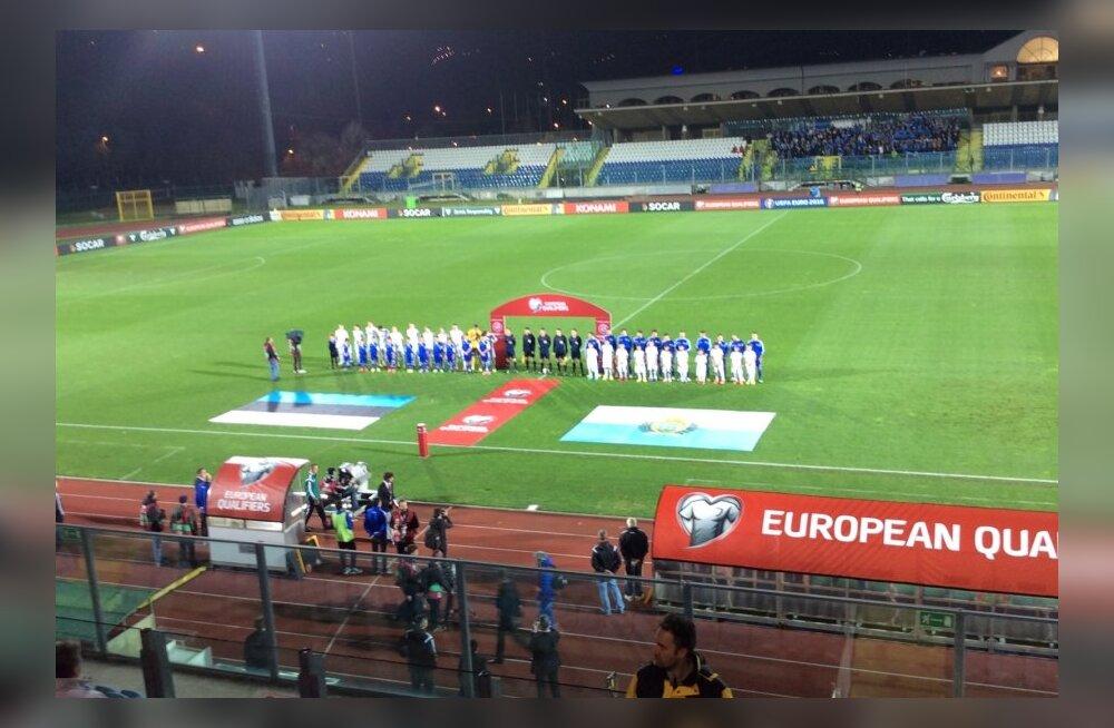 Eesti - San Marino