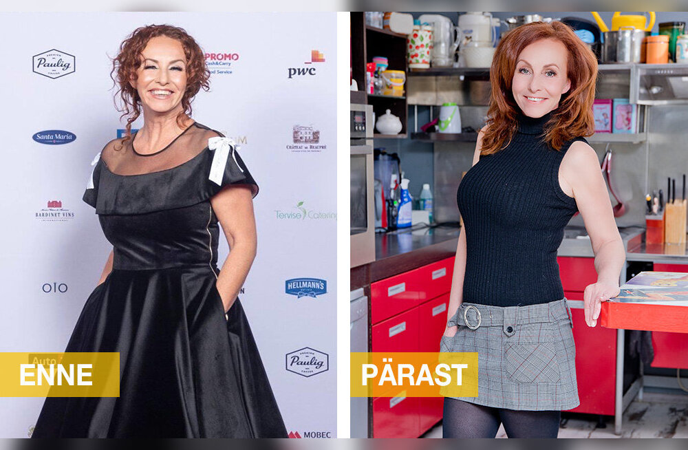 Krista Lensin avaldab, kuidas kaotas 10 kilo