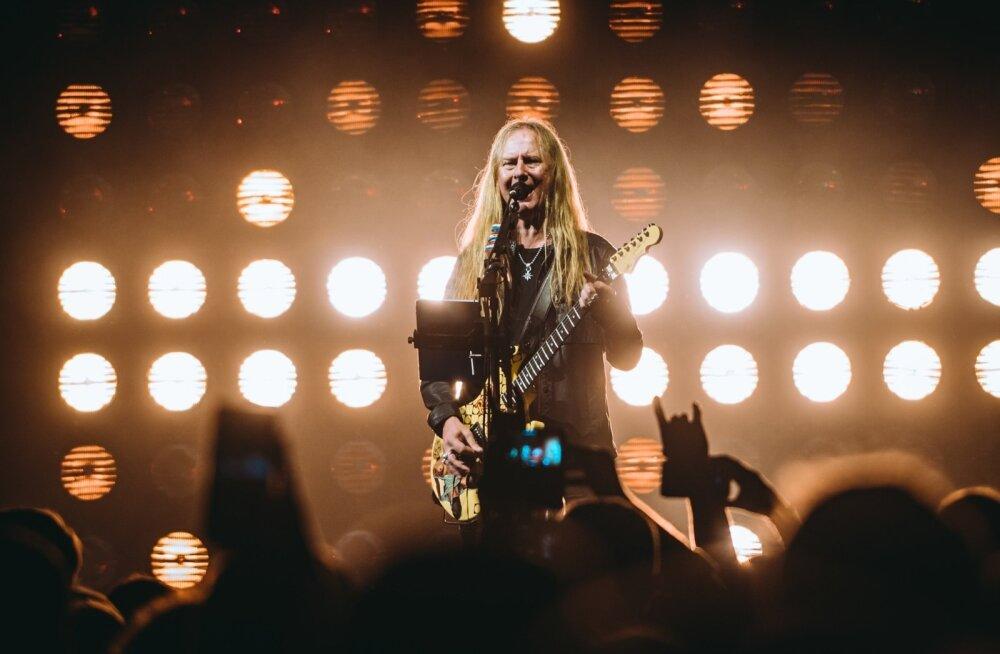 Alice in Chains kontsert Saku Suurhallis 13.06.2019