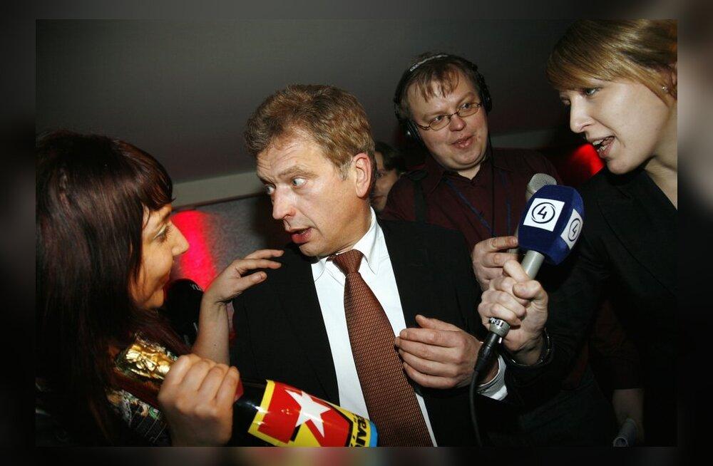Konservatiiv Niinistö läheb Soome presidendivalimisi võitma