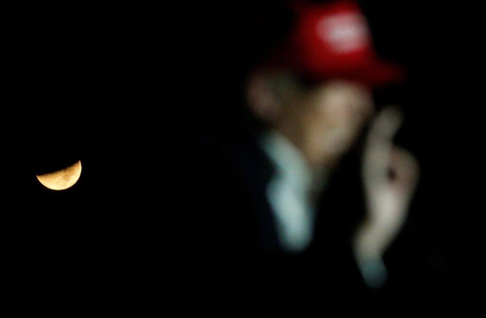 Kuu ja Donald Trump. Kas peagi ametisse astuv uus president viib USA astronaudi uuesti Maa kaaslase pinnale?