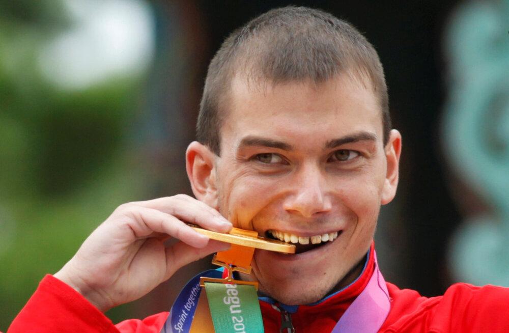 Dopinguga patustanud eksmaailmameistrist Venemaa kergejõustiklane sai kaheksa-aastase võistluskeelu