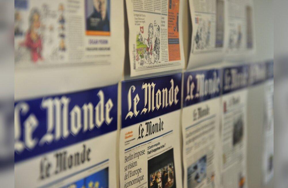 Prantsuse esipäevaleht läheb pornomiljardäri omandusse?