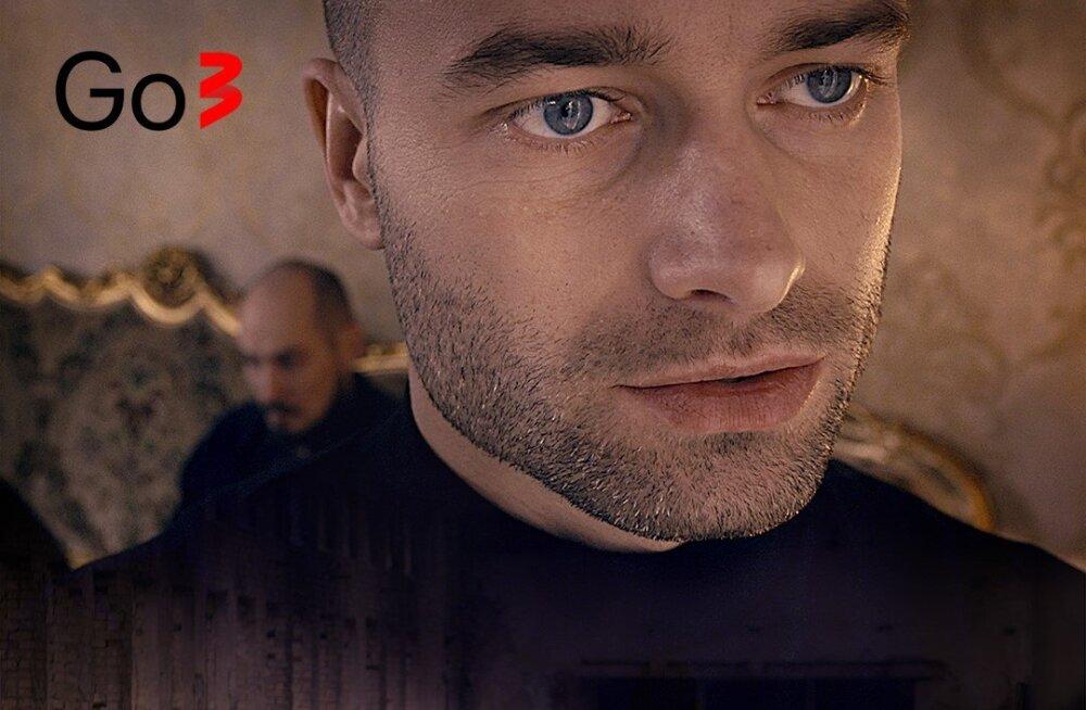 Go3 esimene originaalsari näitab Leedu maffia jõhkrat elu