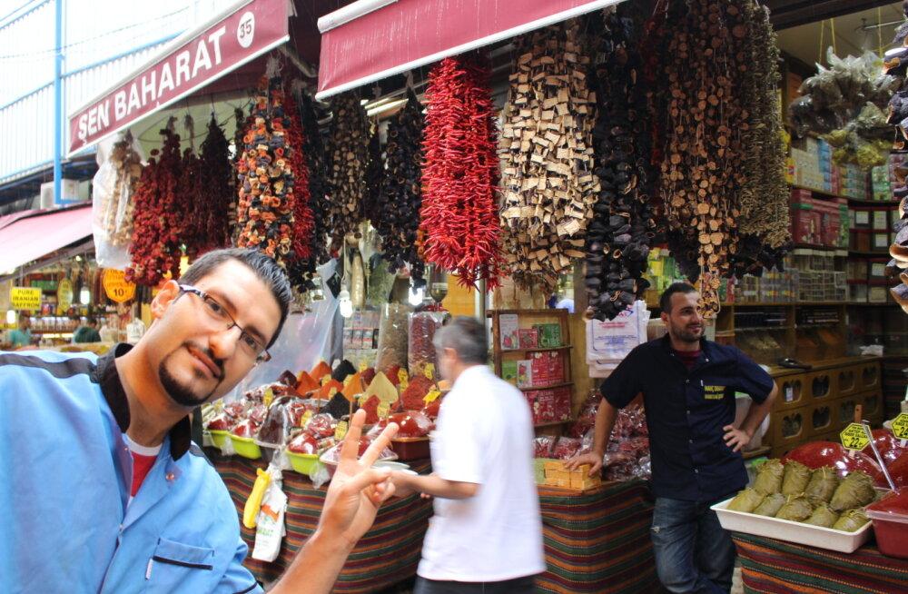 ФОТО: Прогулки по рынкам мира. Гранд-Базар в Стамбуле