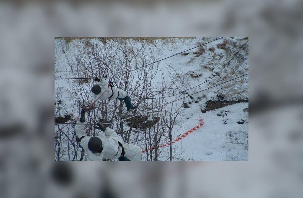 Juubelihõnguline Utria dessant saab alguse Jõhvis ja lõpeb Narvas