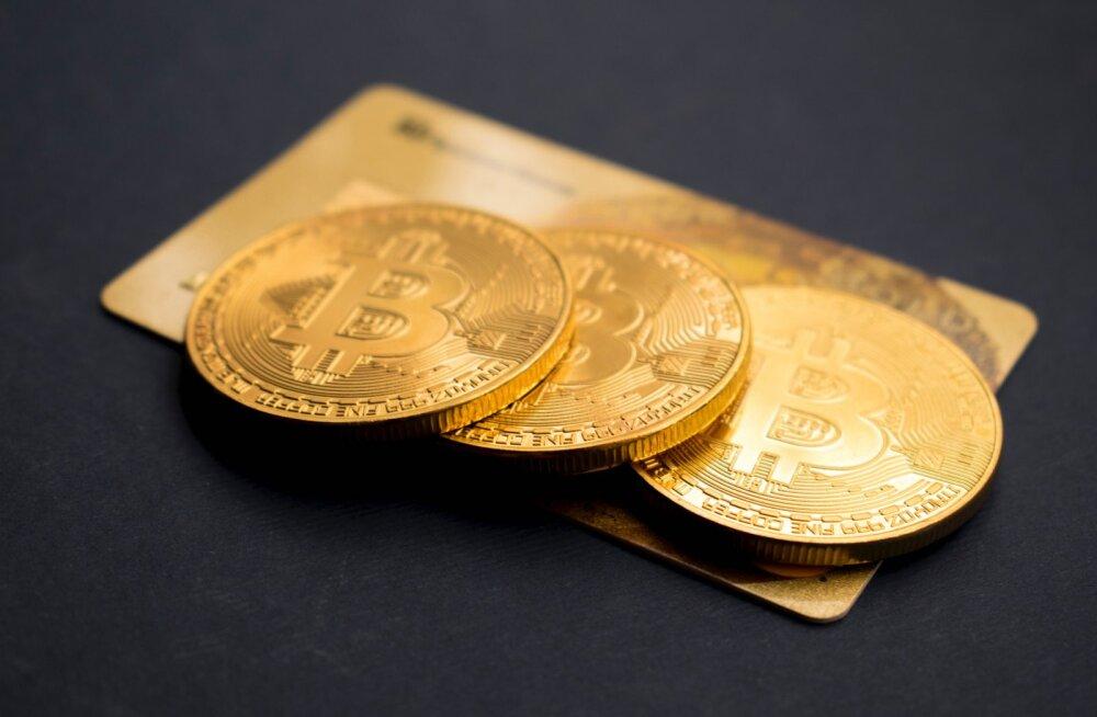 Kulla ja <em>bitcoin</em>'ide sarnasused