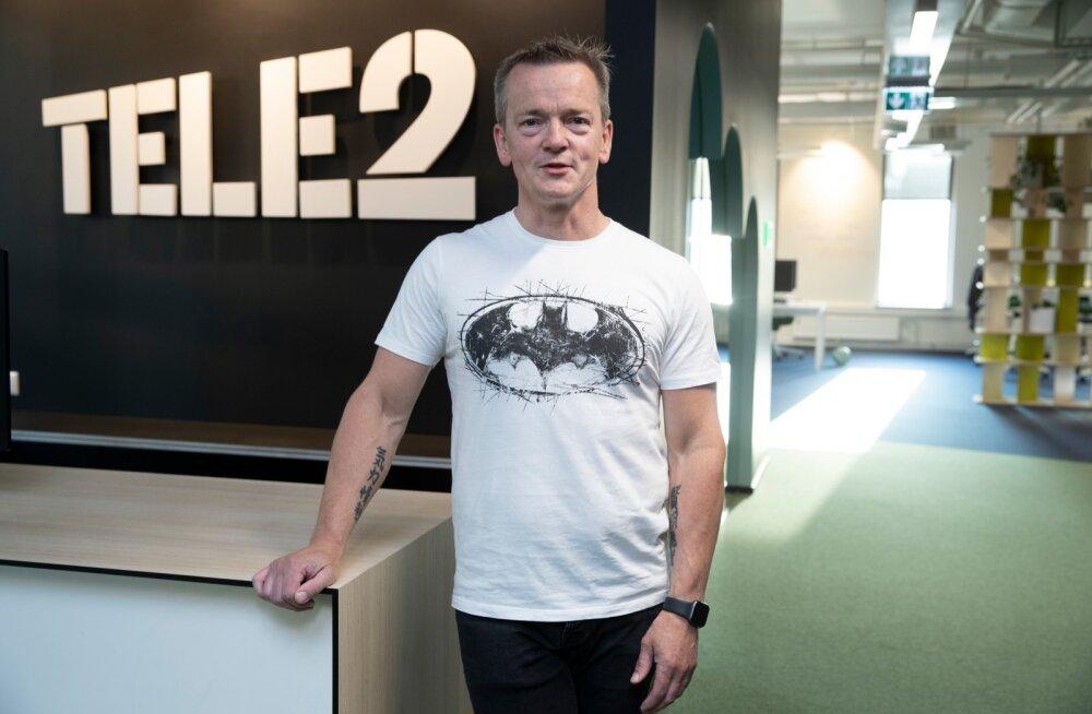 Tele2 juht: Amazon ja teised gigandid tooksid Eestisse suured välismaised otseinvesteeringud
