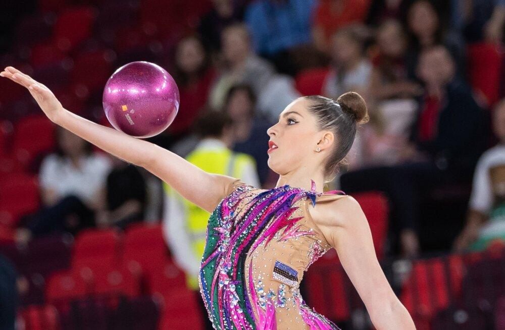 VIDEO | Polina Muraško tegi juunioride MM-il Eesti võimlemisajalugu