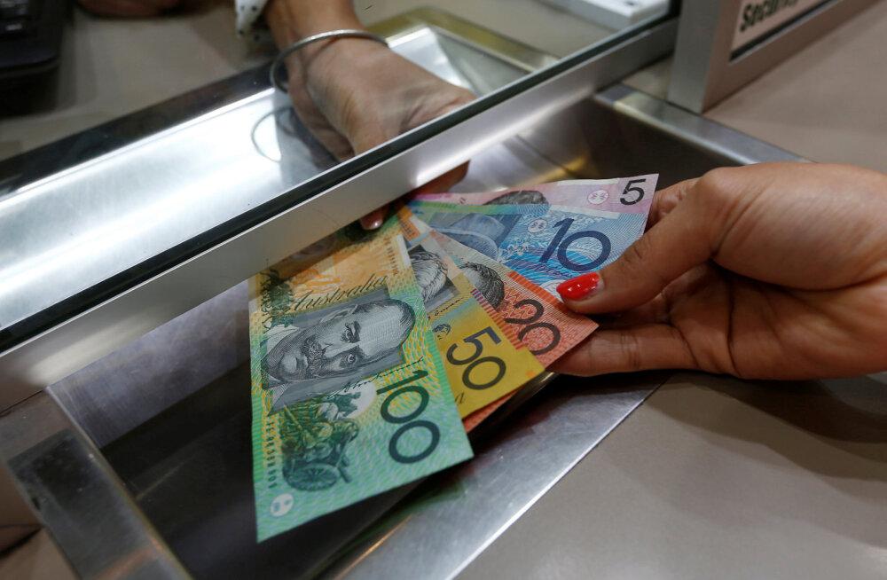 Austraalias mõeldakse sularaha anonüümsuse kaotamise peale