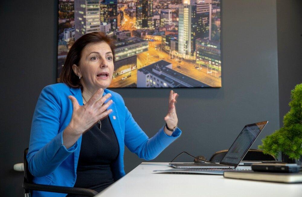 RE Kinnisvara juhi Monica Meldo sõnul on praegune kinnisvaraturg buumist kaugel. Paljusid märke, mis 2007. aastal kukkumist ennustasid ja 50% languse kaasa tõid, praegu näha ei ole.