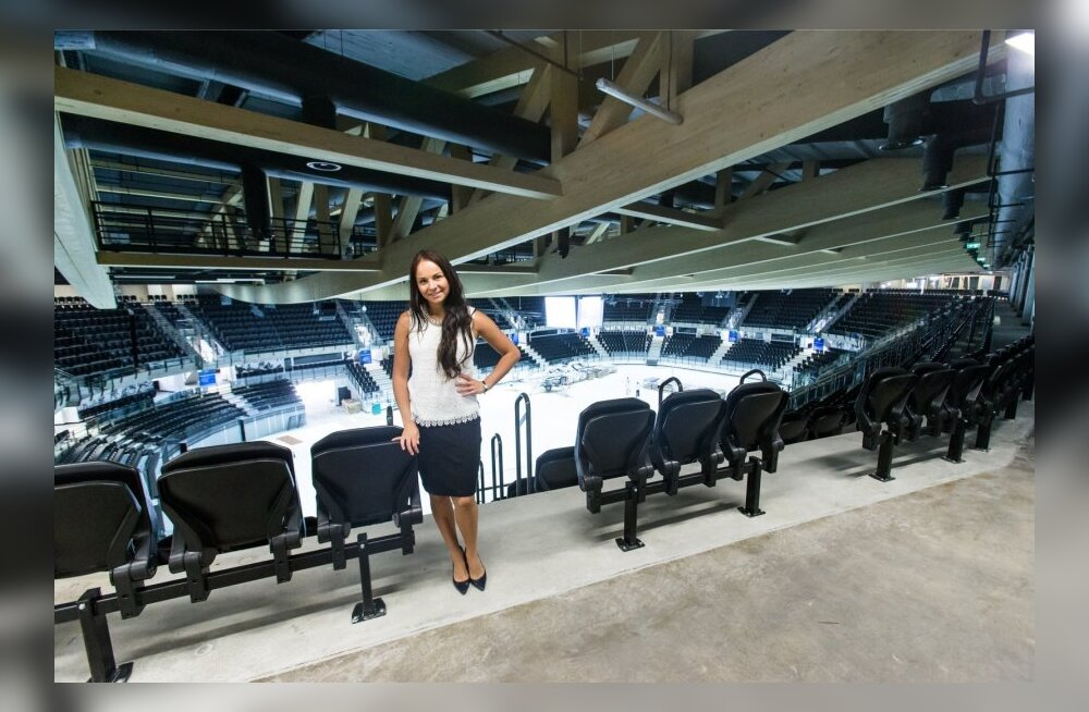 Tallinn Arena, Tondiraba jäähall
