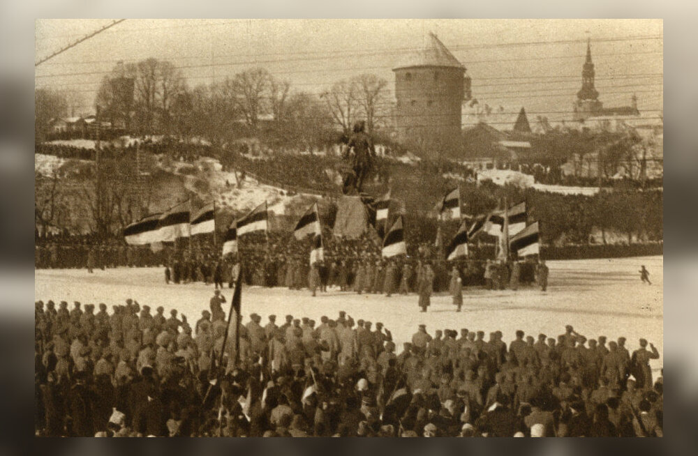 VAATAME LUUBIGA: Mitu uut riiki siis 1918. aasta november Euroopa kaardile tõi?