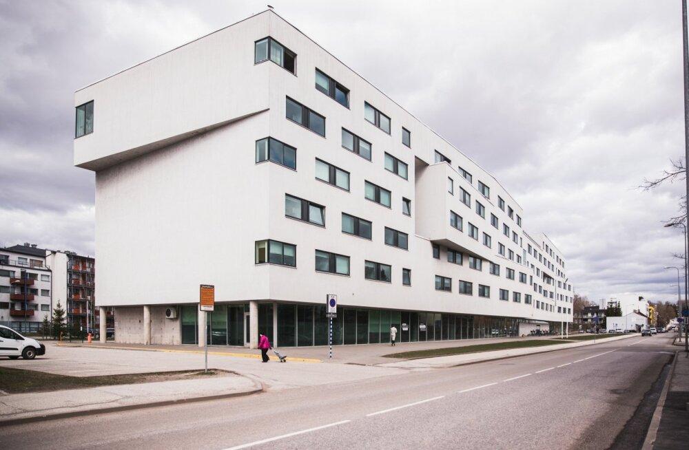 В Тартуской университетской деревне меняется ценовая политика