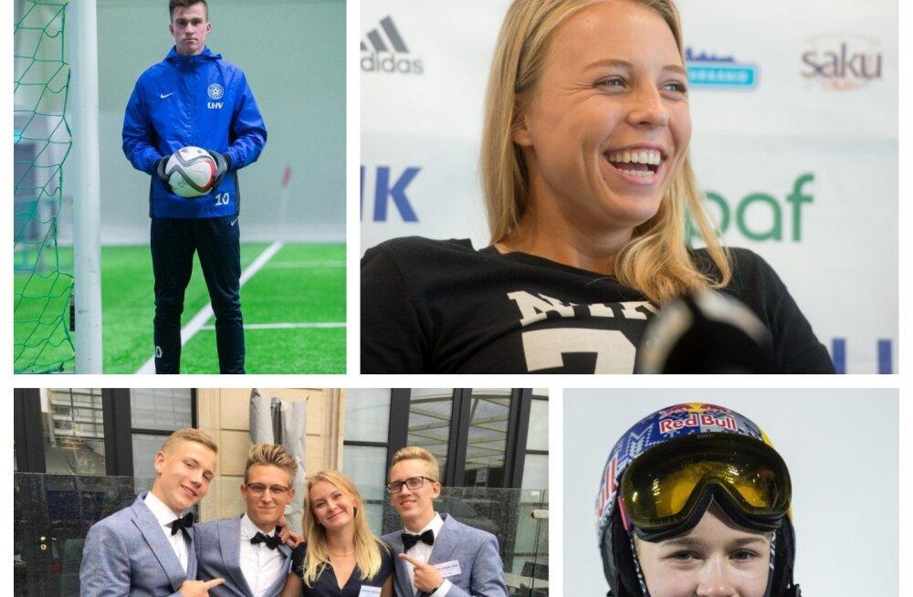 MÕJUKAD NOORED 2017 | Kes on sinu arvates Eesti mõjukaim noor?