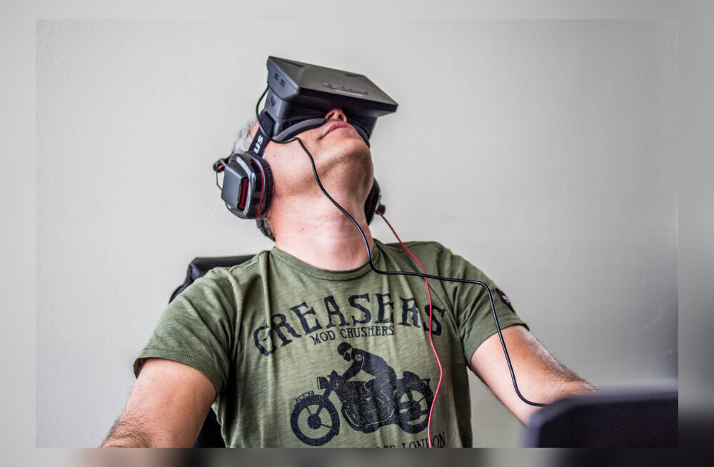 Virtuaalsest reaalsusest ei piisa: Oculus teeb ka kinoajalugu