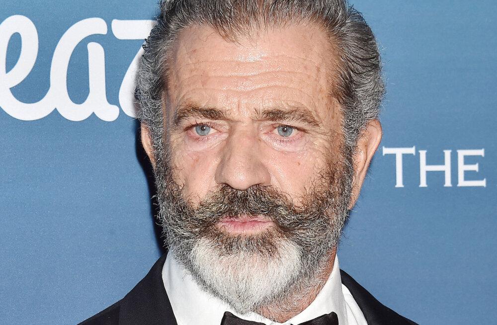 Mel Gibson oli koroonaviiruse tõttu terve nädala haiglavoodis