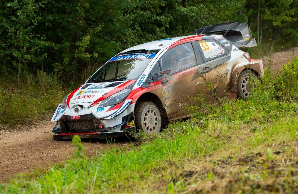 Rally Estonia SS14 2020
