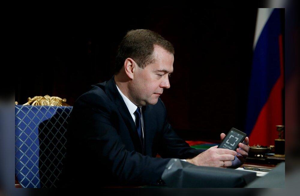 Venemaal kaalutakse välismaiste nutitelefonide keelamist riigiametnikele
