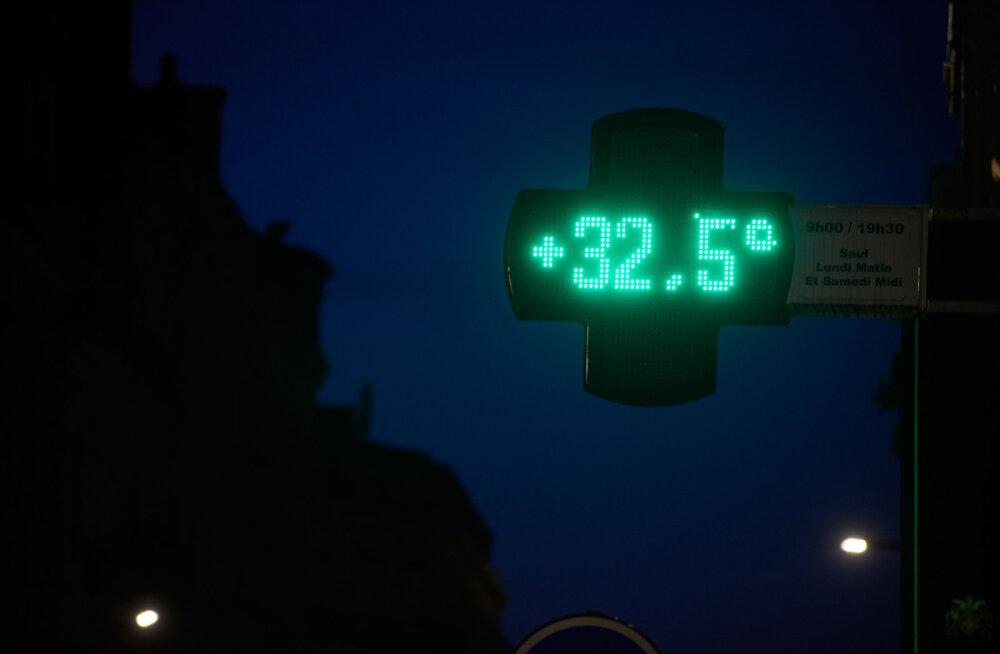 Kas mõtlesid ikka veel, et kliimamuutus ei ole inimese poolt põhjustatud?