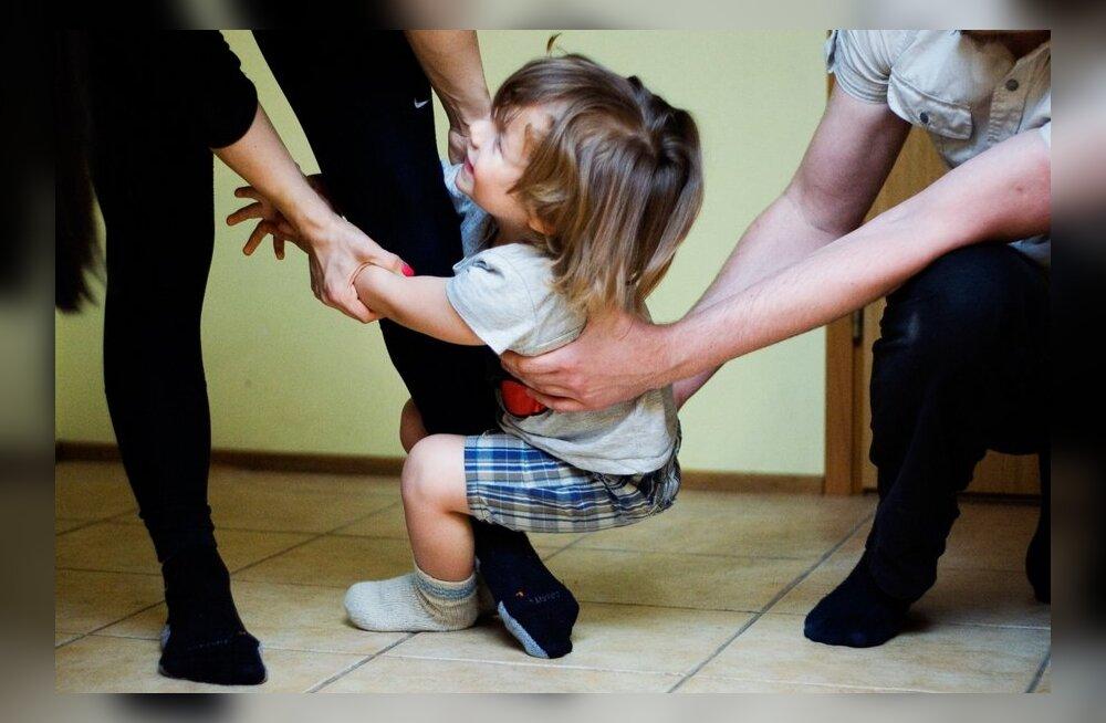 Lapse peksmisega karistad sa teda vaid oma enda laiskuse eest!