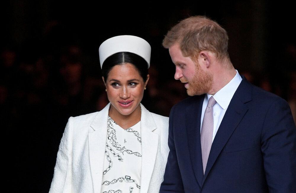 Briti meedia: prints Harry käitumine viitab, et kuninglik beebi on juba sündinud