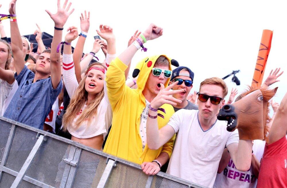 KAART | Suve tippsündmus pole enam kaugel: Vaata, milline hakkab välja nägema tänavune Weekend Festivali territoorium!