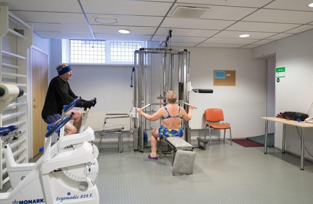 Külmaravi Madgaleena haigla Hea Tervise keskuses